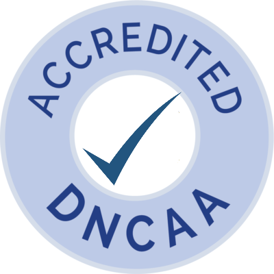 DebtNext Collection Agency Accreditation Logo